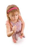 little-girl-isolated-white-18656265